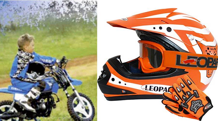 Miglior casco da cross per bambini