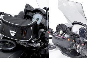 borsello da manubrio per moto