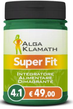 prezzo di Alga Klamath Super Fit