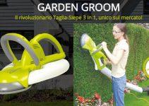 Garden Groom taglia siepe: Come funziona? Recensione con opinioni negative