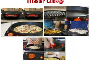 Master Cook 3in1