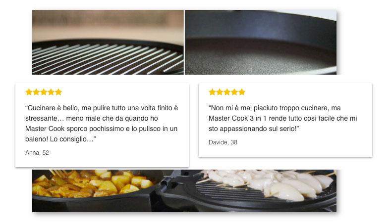 Master Cook 3in1 opinioni