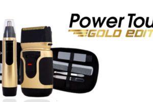 Power Touch Gold Edition rasoio elettrico: Recensione con opinioni e testimonianze dei clienti