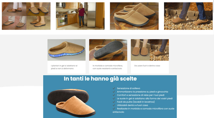 caratteristiche delle stepluxe slippers winter