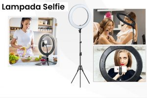 Lampada Selfie