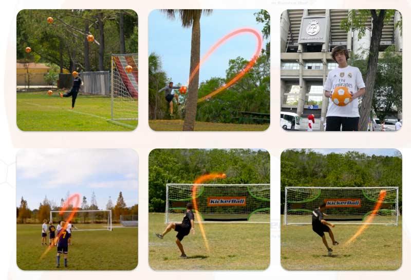 Come funziona Kicker Ball