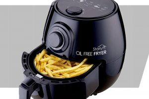 Oil Free Fryer Starlyf: Funziona bene questa friggitrice senza olio? Recensione con opinioni e recensioni dei clienti