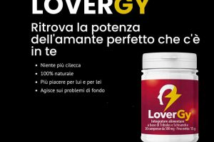 Integratore Lovergy