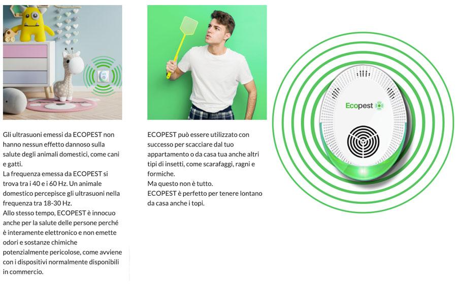 Come funziona Ecopest