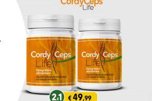 Cordyceps Life integratore: Funziona o è una truffa? Recensioni, opinioni e costo