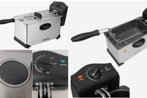 Fryer Deep friggitrice elettrica: Funziona bene o meglio acquistare altro? Recensione con opinioni