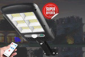 Solar Wall Lamp: Funziona bene? Recensione con opinioni e testimonianze dei clienti