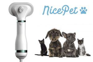 Nice Pet spazzola per cani e gatti: Funziona bene? Recensione con opinioni e prezzo