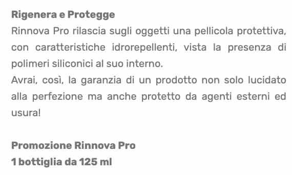 come funziona Rinnova Pro